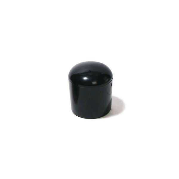 Aussenstopfen schwarz für E2 Tischgestell, Zubehör, Zubehör für E2 Tischgestell