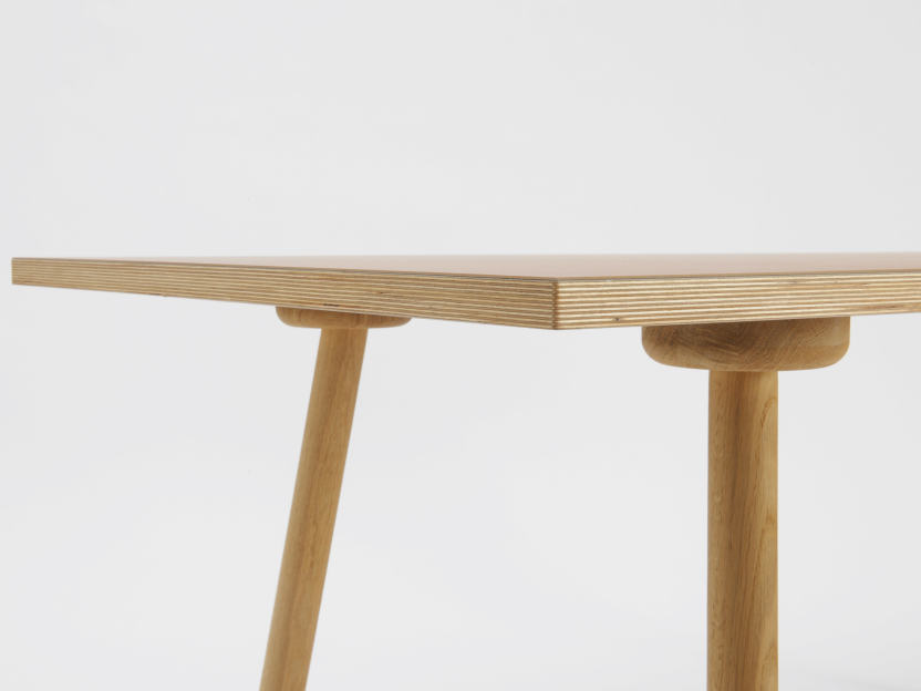 MT2 Oak (4 Pieces), Table Frames, Table bases, Table base, Table legs, Wood