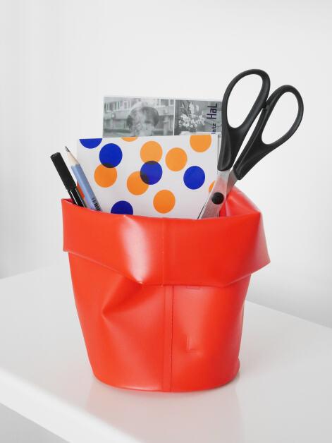 Roll-Up Behälter XS (3L), Büro & Zuhause, Aufbewahrung, Behälter