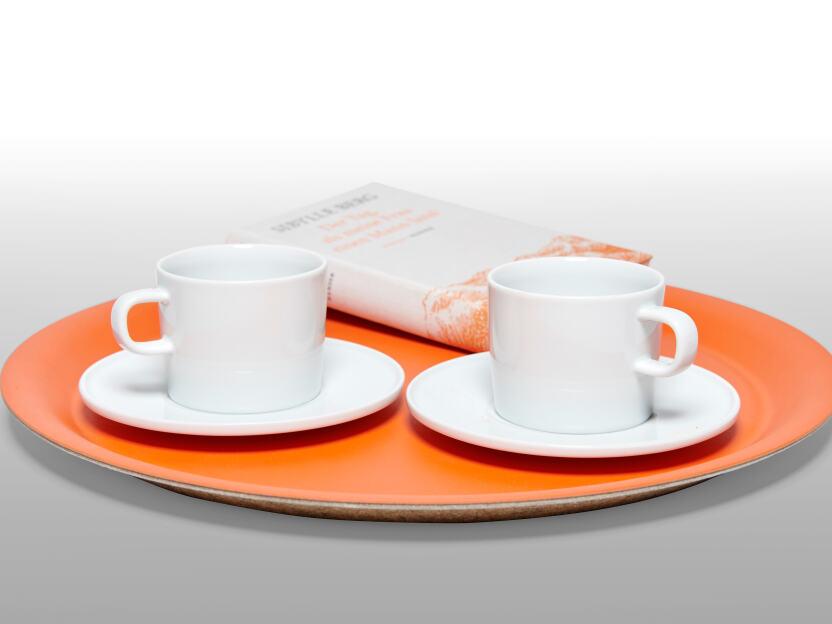 Serviertablett für Teller, Gläser und mehr ...
