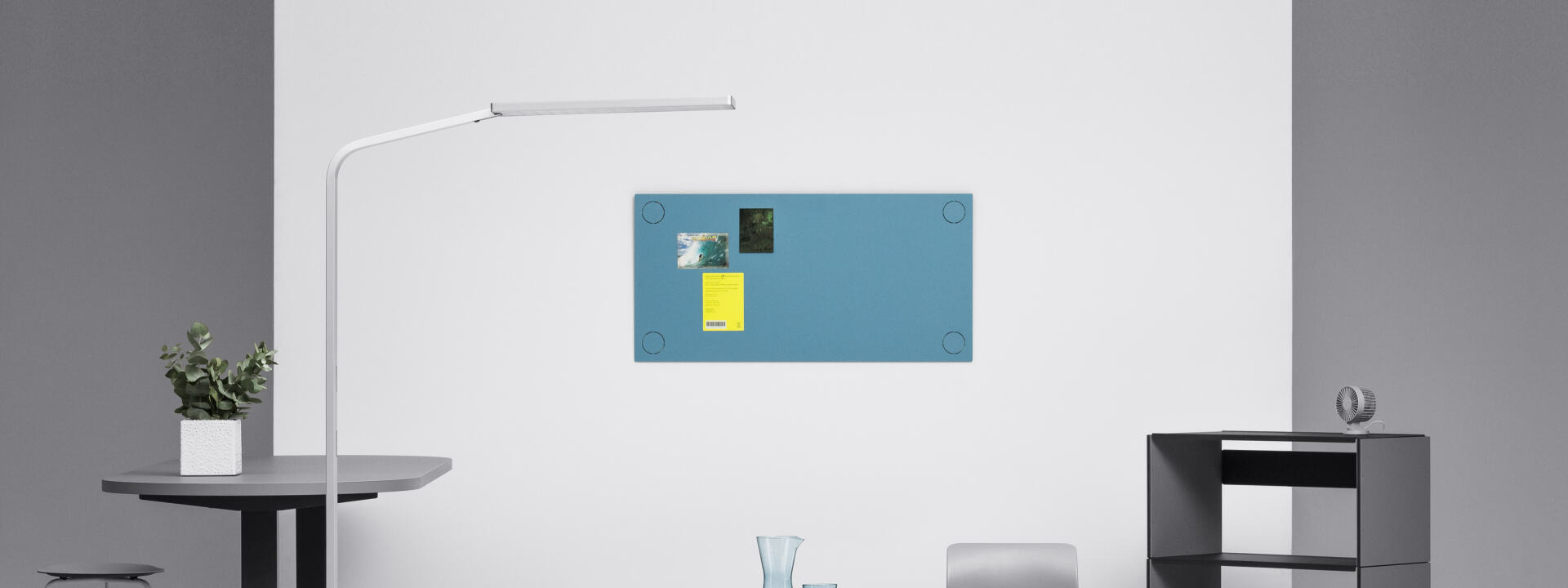 Magnetic Pinboard, Office & Home, Magnet wall, Whiteboard
