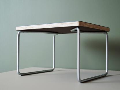 Chrome-plated frame matt