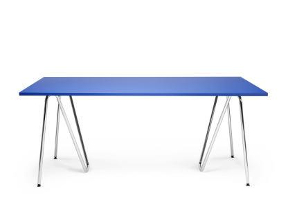Sinus Tischbock (2 Stück), Gestelle, Tischgestelle, Tischgestell, Tischbeine