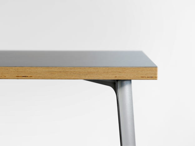Esstisch Linoleum linoleum tischplatte basic by faust linoleum lieferung durch fl
